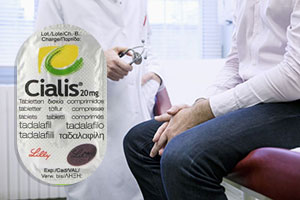 Cialis for cancer patients