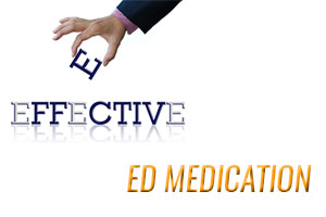 Effective ED medication